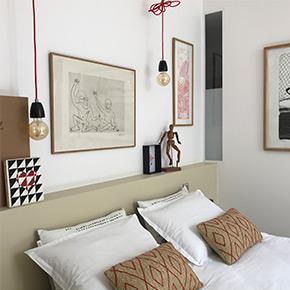 """Musae"" room casa musa nice"