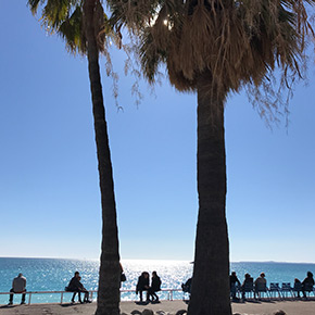 The Big Blue /French Riviera Beaches Nice