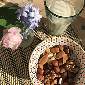 Breakfast / Organic Morning casa musa nice
