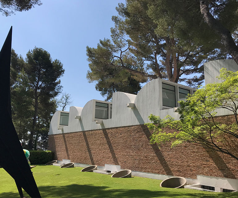 expo of the month Art Fondation Maeght nice casa musa