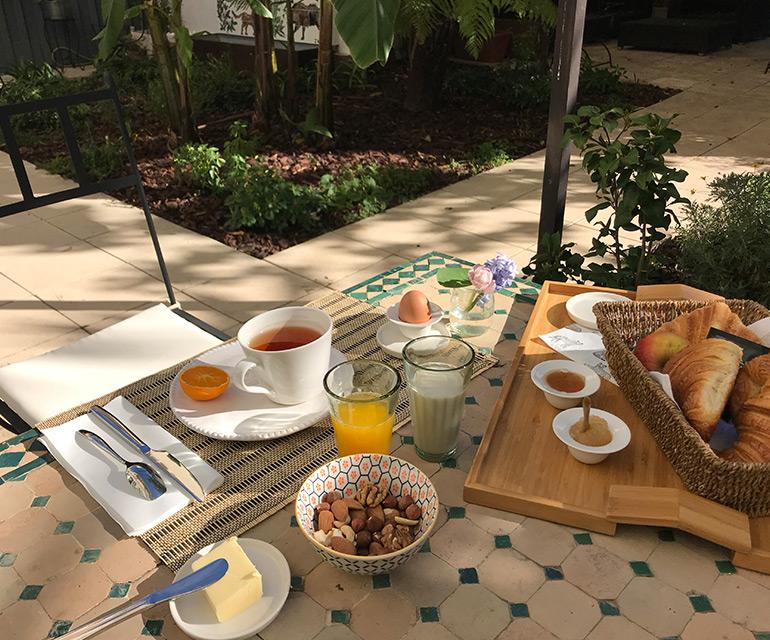 breakfast bio casa musa